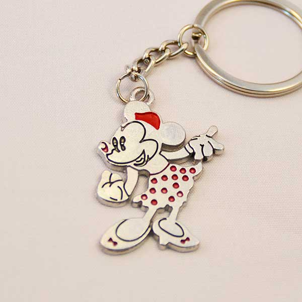 Porte clés minnie disney